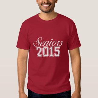 Class of 2015 Seniors Shirts