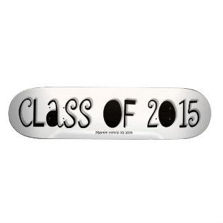 Class of 2015 - Skateboard Pro