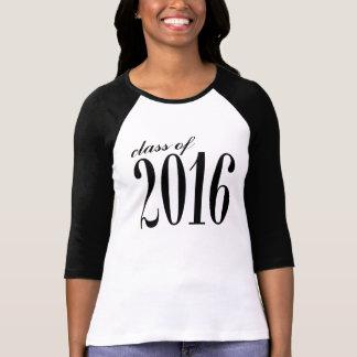 Class of 2016 Chic Spirit Jersey T-Shirt