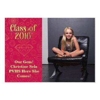 Class of 2016 Gem! Card