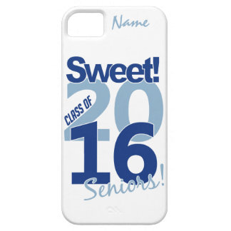 Class of 2016 iPhone 5 Case-Mate