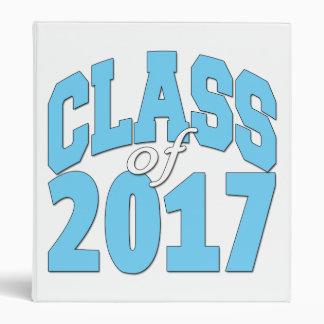 Class of 2017 binder
