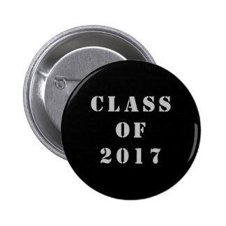 'Class of 2017' Button