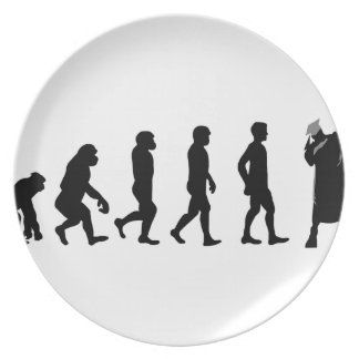 Class of 2017 dinner plates