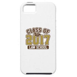 Class Of 2017 Law iPhone 5 Covers