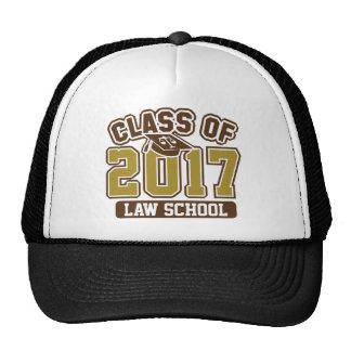 Class Of 2017 Law Trucker Hat
