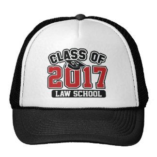 Class Of 2017 Law Trucker Hat