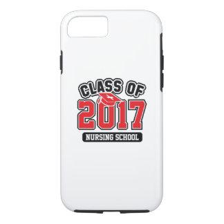 Class Of 2017 Nursing iPhone 7 Case