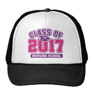 Class Of 2017 Nursing Trucker Hat