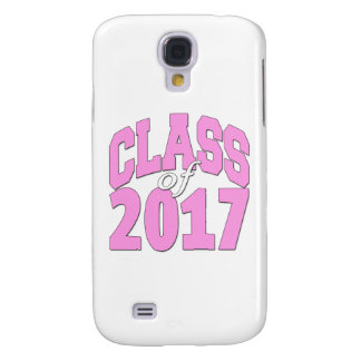Class of 2017 pink