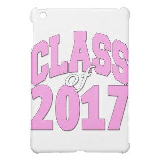 Class of 2017 pink iPad mini cover