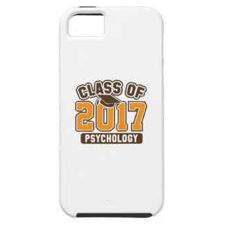 Class Of 2017 Psychology iPhone 5 Cases