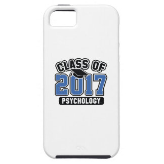 Class Of 2017 Psychology iPhone 5 Covers
