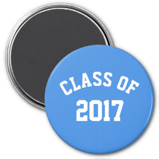 Class of 2017 Refrigerator Magnet (more colors)