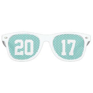 Class of 2017 retro sunglasses