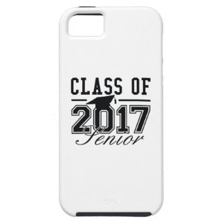 Class Of 2017 Senior iPhone 5 Covers