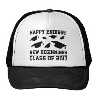Class Of 2017 Teaching Trucker Hat