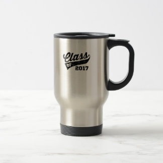Class Of 2017 Travel Mug