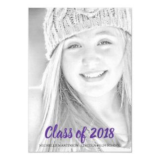 Class Of 2018 Graduation Photo Announcements