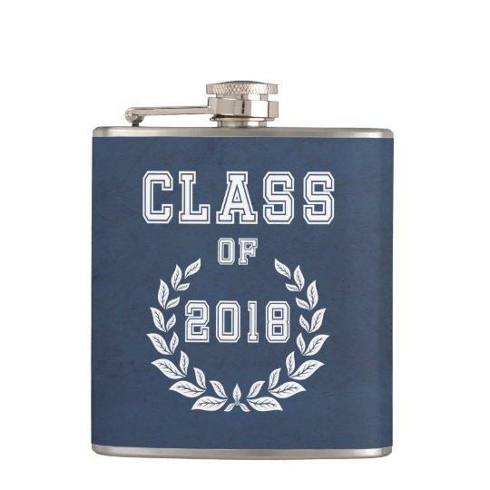 Class of 2018 hip flask