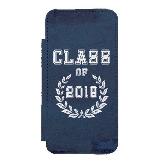 Class of 2018 incipio watson™ iPhone 5 wallet case