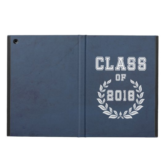 Class of 2018 iPad air cover