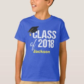 Class of 2018 Kindergarten Graduation Custom T-Shirt
