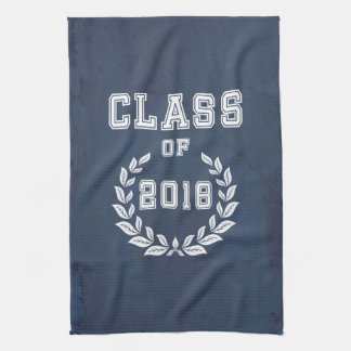 Class of 2018 kitchen towel