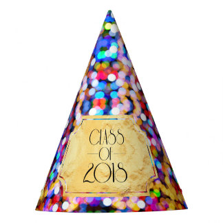 Class of 2018 party hat