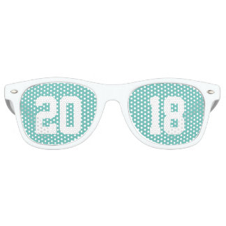 Class of 2018 retro sunglasses