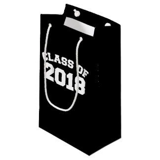 Class of 2018 small gift bag