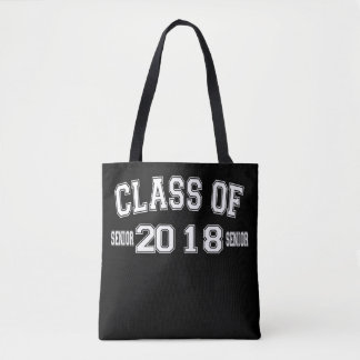 Class Of 2018 Tote Bag