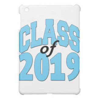 Class of 2019 blue iPad mini case