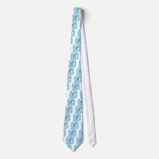 Class of 2019 blue tie