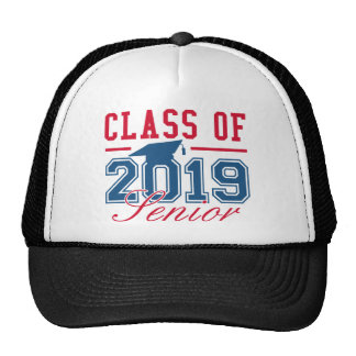 Class Of 2019 Senior Trucker Hat