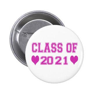 Class Of 2021 Button