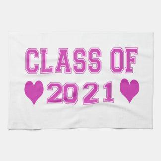 Class of 2021 Towel