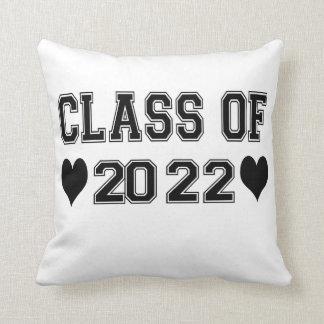 Class Of 2022 Pillow