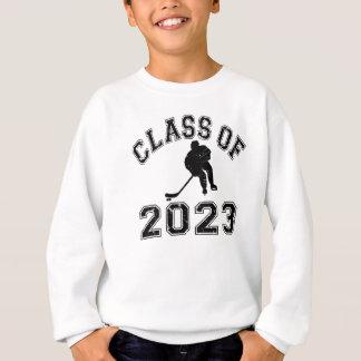 Class Of 2023 Hockey - Black 2 Sweatshirt