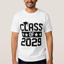 CLASS OF 2029 T-SHIRTS