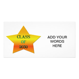 Class of 2030 photo cards