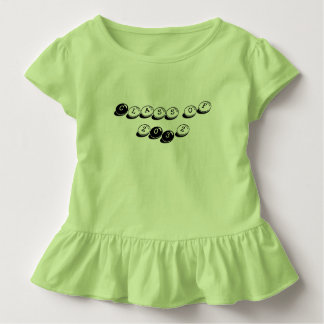 Class of 2032 Girl's Toddler Top