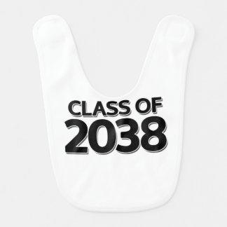 Class of 2038 bib