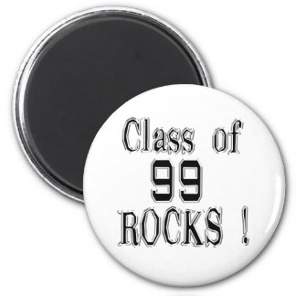 Class of '99 Rocks! Magnet