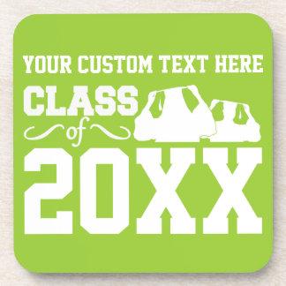 Class of ANY year custom coasters
