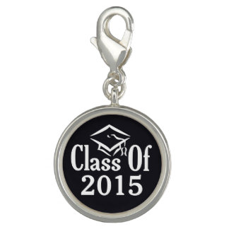Class of ANY year custom color & year charm