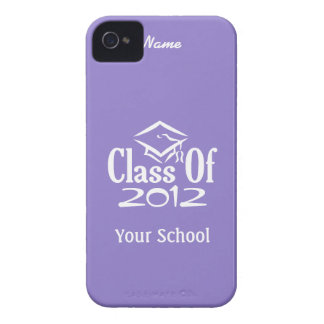 Class of ANY YEAR custom iPhone 4 case-mate