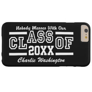 Class of ANY Year custom phone cases Barely There iPhone 6 Plus Case