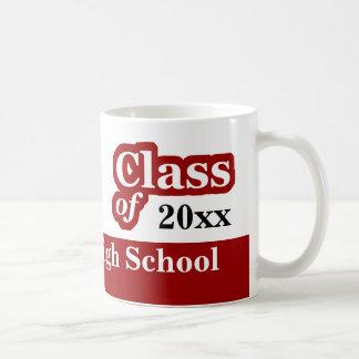 Class of  Graduation Mugs