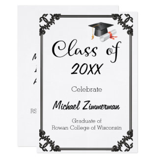Class of Your Year Card
